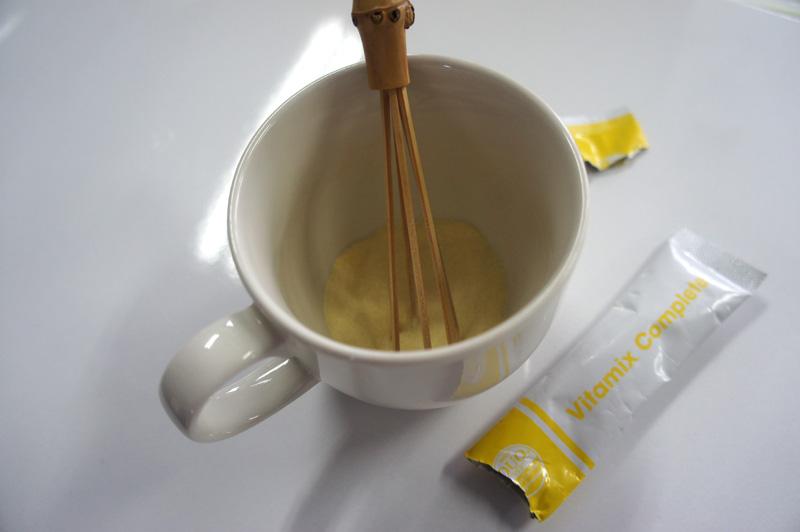 ビタミックスコンプリートで疲れない体に|香川県の吉本歯科医院