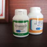 免疫機能の調整に!ビタミンDとオメガ3